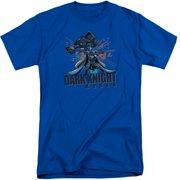 Dark Knight Rises Batwing Mens Big and Tall Shirt