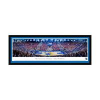 "Kansas Jayhawks 42"" x 15.5"" Basketball Select Frame Panoramic Photo - No Size"