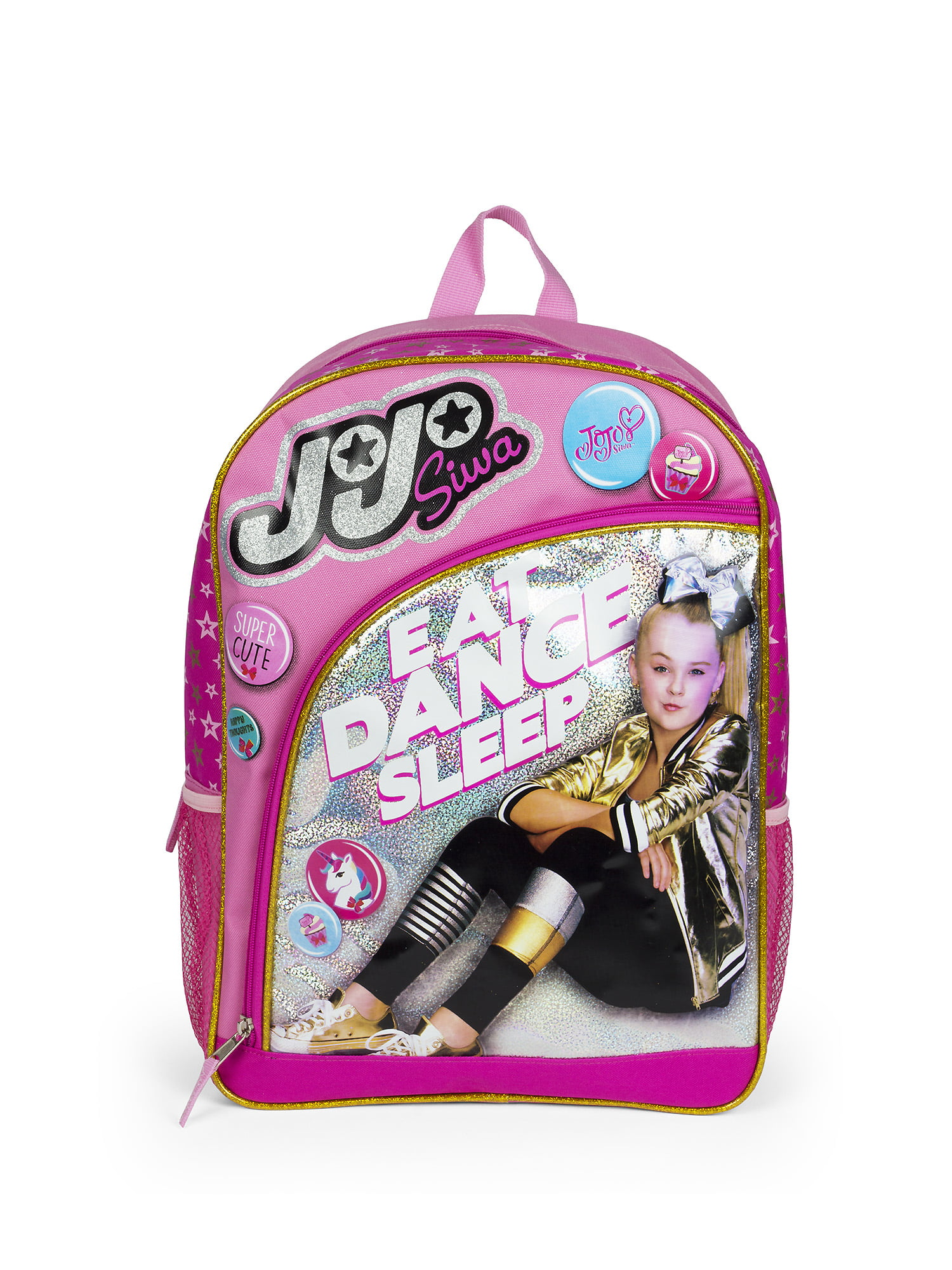 "JoJo Eat, Sleep, Dance 16"" Backpack by Generic"