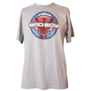 Rooster Fight T-Shirt - Charcoal