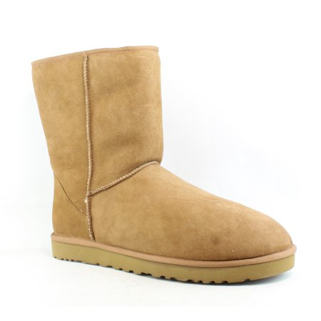 UGG Mens Classic Short Chestnut Snow Boots Size 17 Classic Short Mens Boots