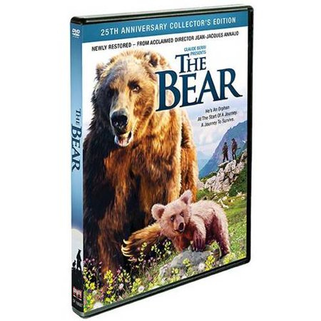 The Bear  25Th Anniversary Collectors Edition