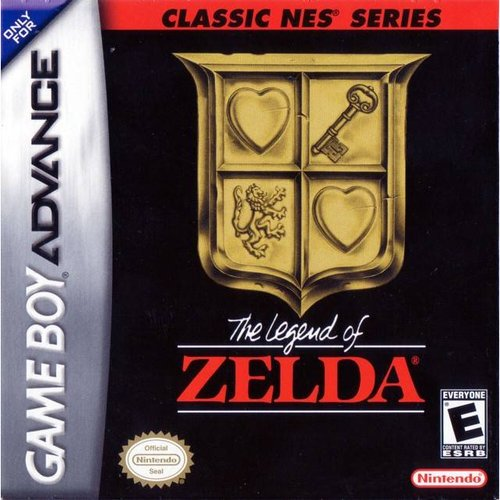 Nintendo The Legend of Zelda - Classic NES Series