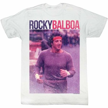 Rocky Movies Pic With Name Adult Short Sleeve T Shirt - Halloween Zumba Pics