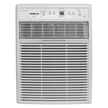 Frigidaire 8,000 BTU 115V Slider/Casement Room Air Conditioner with Full-Function Remote Control, (Best Casement Window Air Conditioner)
