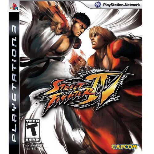 Street Fighter IV (PS3) - Pre-Owned