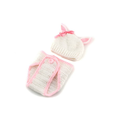 Newborn Baby Costume Clothes Photo Photography Prop Hats Crochet Knit - Cute Newborn Baby Halloween Costumes