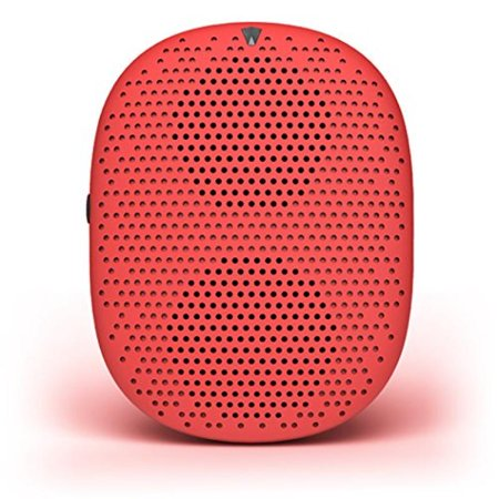 isound popdrop wireless speaker, cherry isound popdrop wireless speaker, cherry