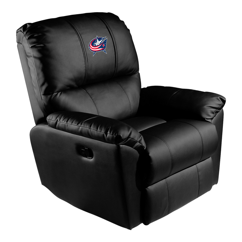 Columbus Blue Jackets NHL Rocker Recliner