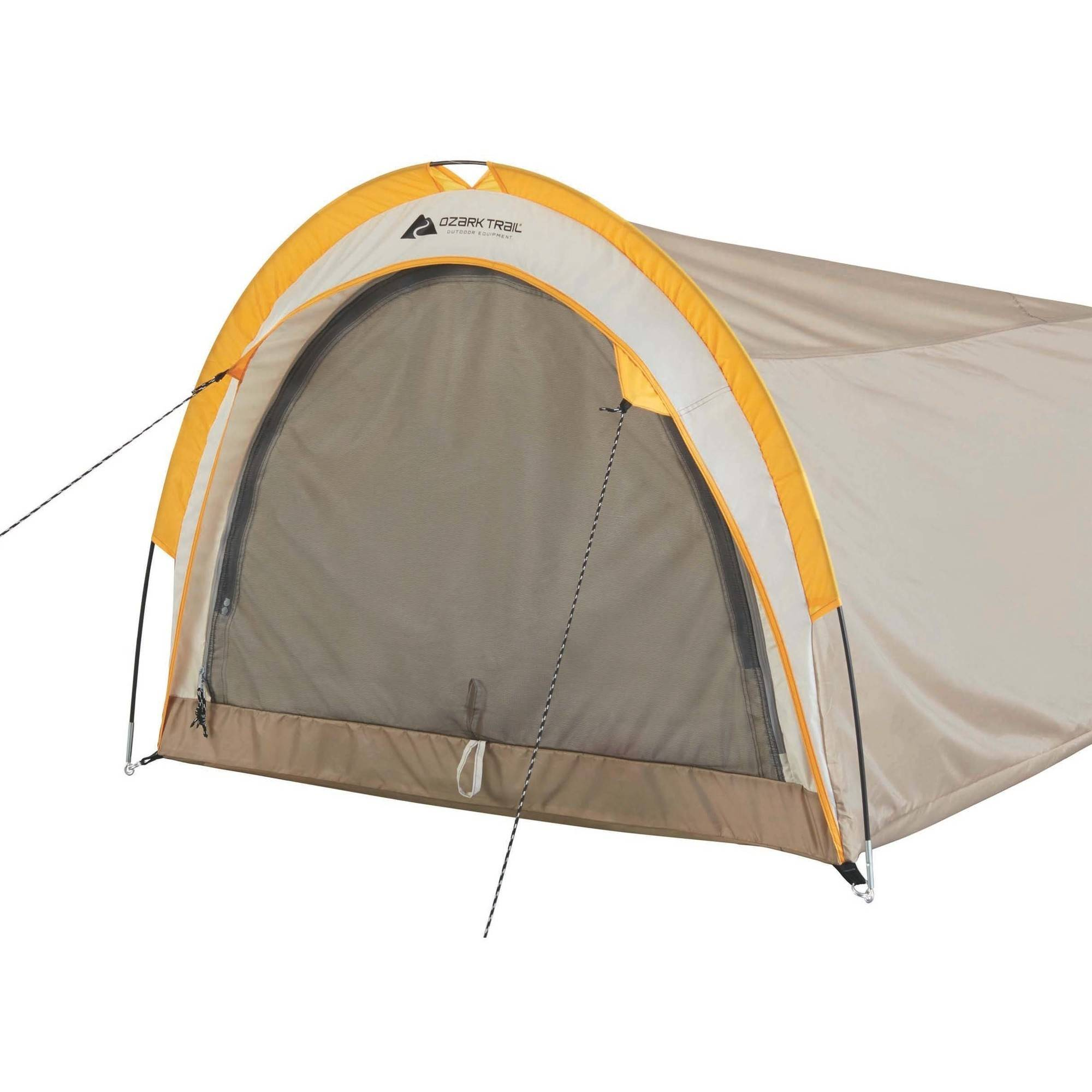 Ozark Trail 1-Person Backpacking Tent 2017 Version Image 2 of 3  sc 1 st  Walmart.com & Ozark Trail 1-Person Backpacking Tent 2017 Version - Walmart.com