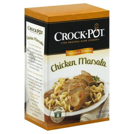 Conifer Specialties Crock Pot  Delicious Dinners Mix, 6.25