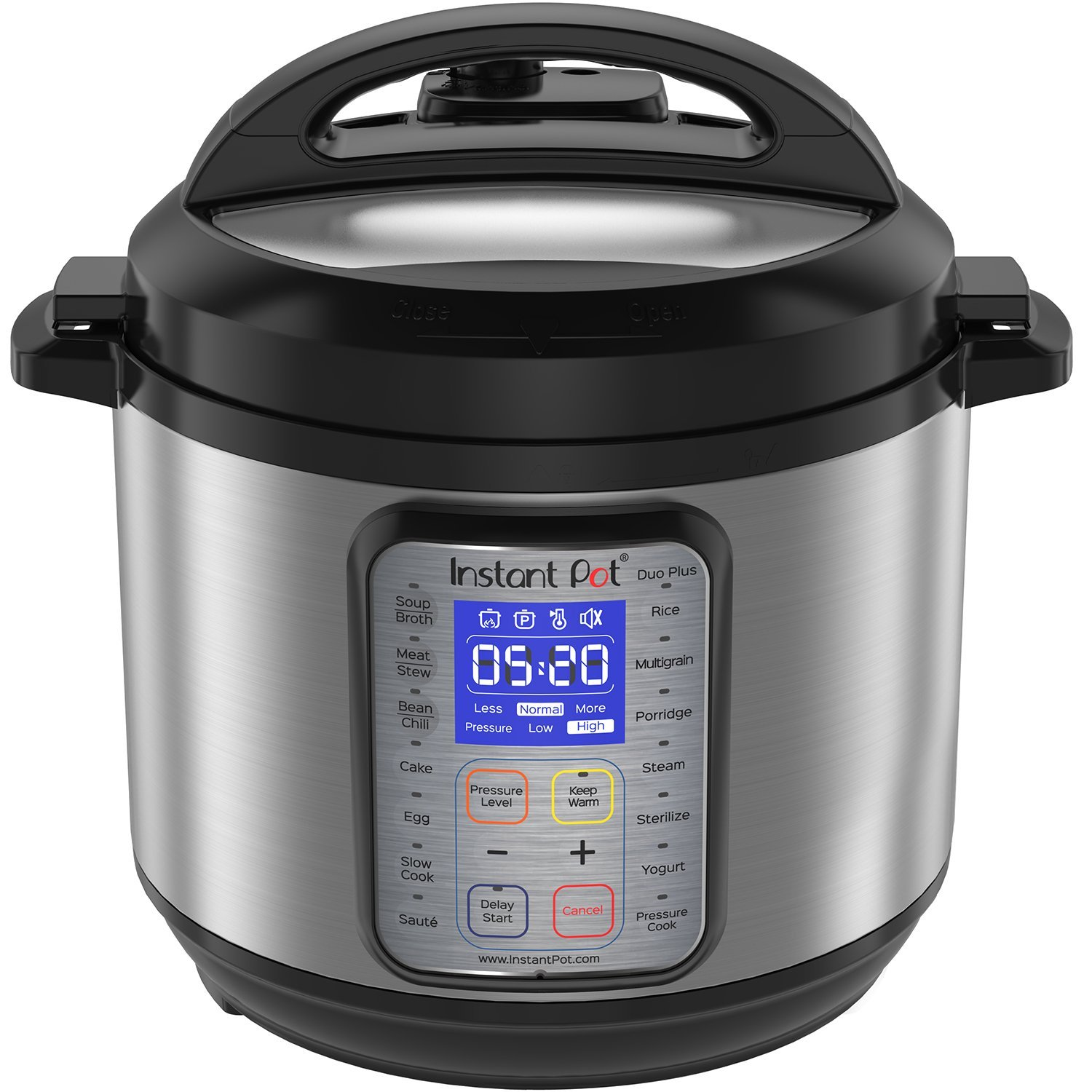 Instant Pot DUO Plus 6 Qt 9-in-1 Multi- Use Programmable Pressure Cooker,[ Pressure Cooker, ,Rice Cooker,Egg Cooker, Saute, Steamer, Warmer, and Sterilizer...... ]  New!