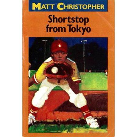 Shortstop from Tokyo - eBook