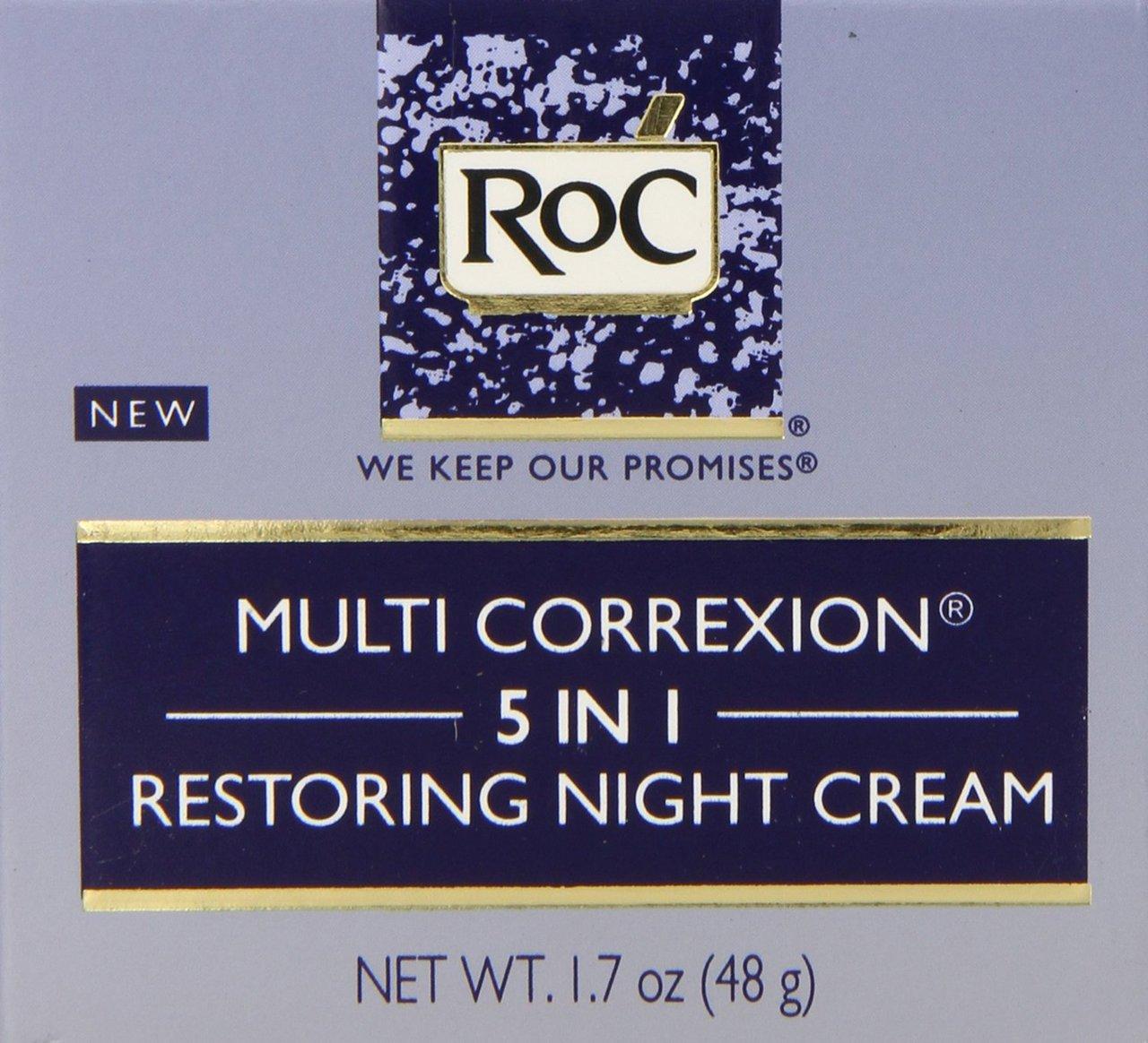 12 PACKS : Roc Multi Correxion 5-in-1 Restoring Night Cre...