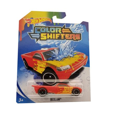 Hot Wheels Color Shifters Bedlam 2018 (Fisher Price Hot Wheels)