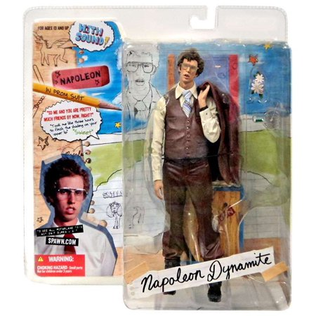McFarlane Napoleon Dynamite Series 1 Napoleon Action Figure [Prom Suit] (Prom Suit)