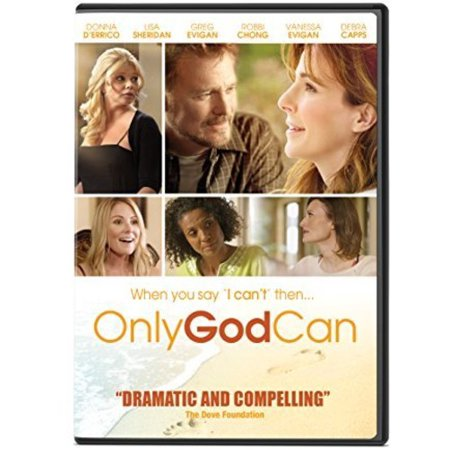 - Only God Can (DVD)
