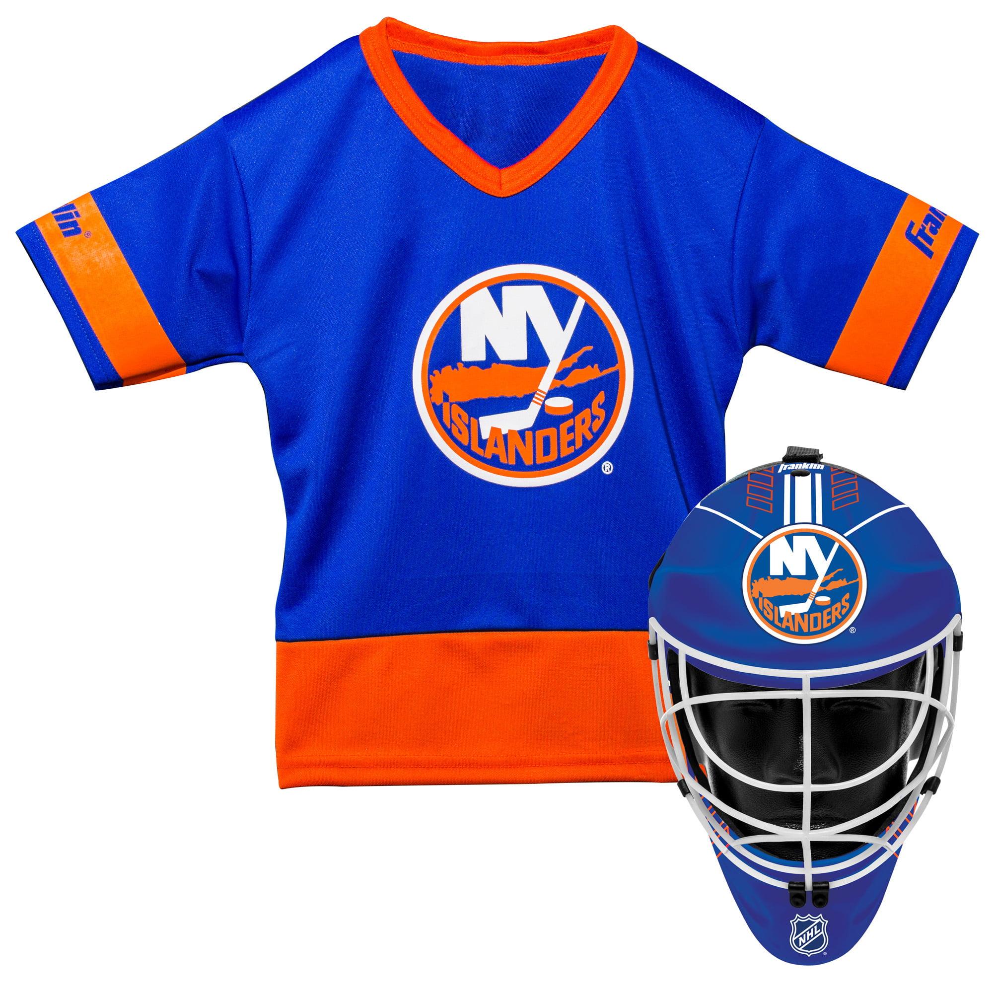 Franklin Sports NHL New York Islanders Youth Team Uniform Set