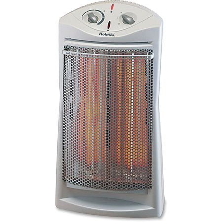 Holmes, HLSHQH307NU, MaxFlow Fan Tower Heater, Warm Gray