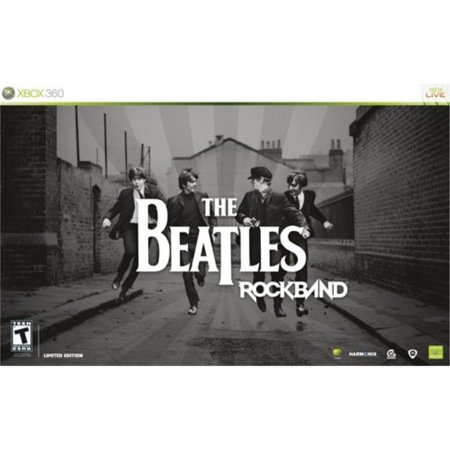 The Beatles: Rock Band Limited Edition