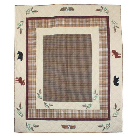 - Patch Magic Pinecone Trail Throw 50