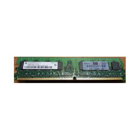 refurbished-infineon hys64t6400hu-3.7-a 512mb ddr2 pc2-4200 desktop memory 533mhz