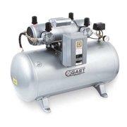 Gast Electric Air Compressor, 7HDD-70TA-M750X