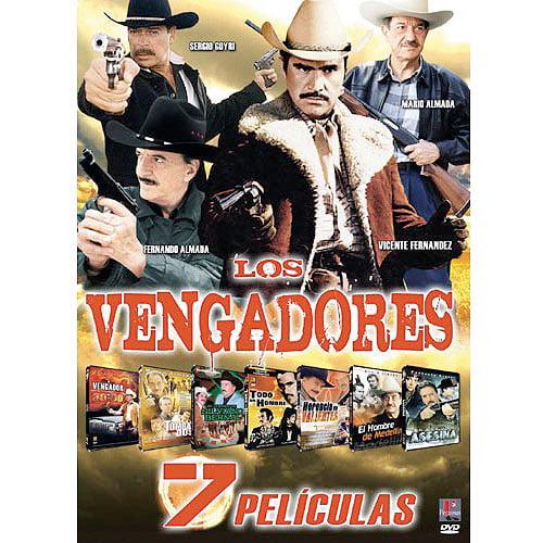 Los Vengadores (7 Peliculas) (Spanish)