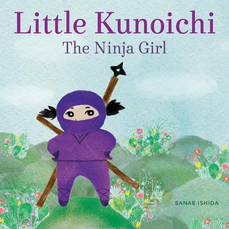 Little Kunoichi the Ninja Girl - Little Ninjas Dallas