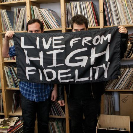 Live From High Fidelity  Best Of The Podcast   Various  Vinyl