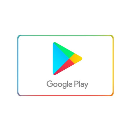 Gift Cards Google Play
