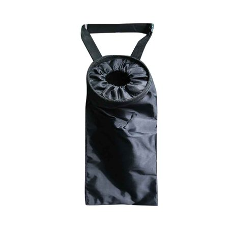 Car Trash Can Garbage Hanging Bag Holder Container Auto Back Seat Storage Organizer Bag (Black Bar Organizer)