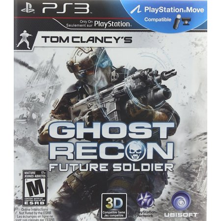 Tom Clancy's Ghost Recon: Future Soldier - Playstation