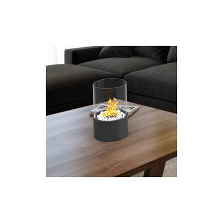 Regal Flame Casper Ventless Portable Bio Ethanol Tabletop Fireplace