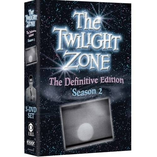 The Twilight Zone: The Definitive Edition - Season 4