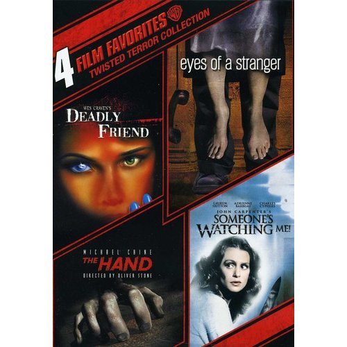4 FILM FAVORITES-TWISTED TERROR COLLECTION (DVD/4FE)
