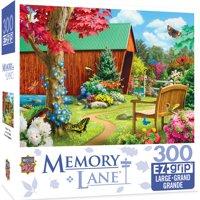 Memory Lane Bridge of Hope Large 300 Piece EZ Grip Jigsaw Puzzle