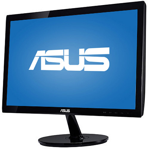 "Asus 19.5"" Widescreen LED Monitor (VS207D-P Black)"