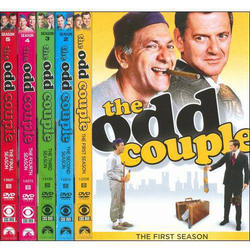 The Odd Couple: The Complete Series Pack