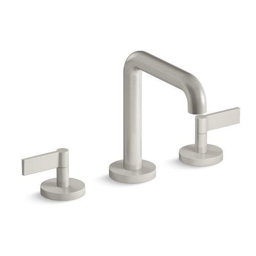 Kallista One Widespread Double Handle Bathroom Faucet