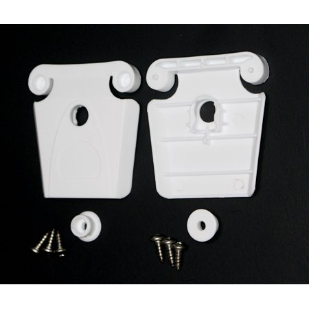 Set of 2 AFTERMARKET Igloo Cooler Hinge Latch Post & Screws Part #24013 ()