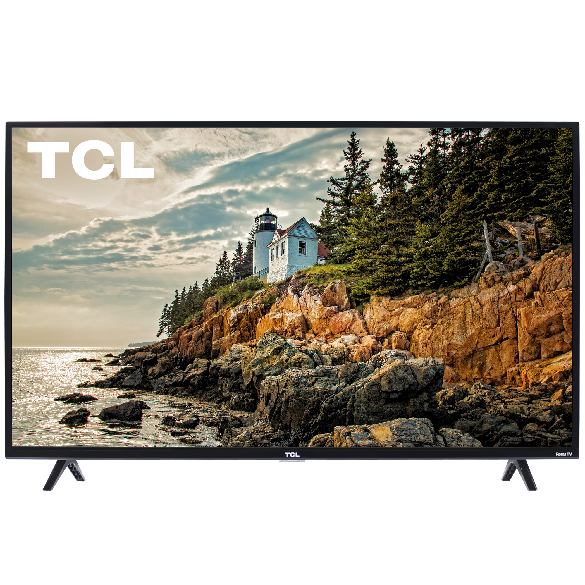 "TCL 43"" Class 4K UHD LED Roku Smart TV 4 Series 43S421"