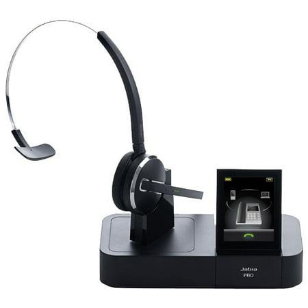 - Jabra PRO 9470 1.9G Trilink System Bluetooth Headset & 14201-22 EHS Adapter w/ Peakstop Tech