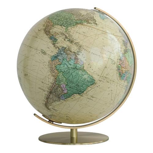 Columbus Globe Vienna Illuminated Desktop Globe