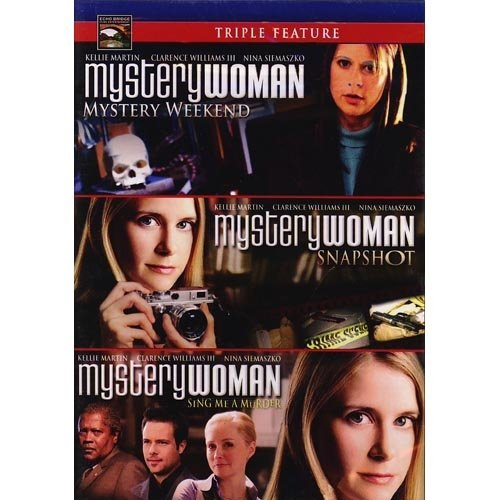 Mystery Woman Triple Feature: Mystery Weekend / Snapshot / Sing Me A Murder