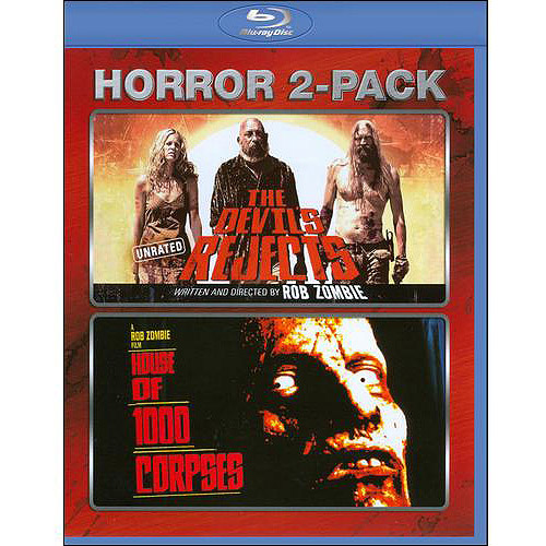 The Devil's Rejects / House Of 1,000 Corpses (Blu-ray) (Horror 2-Pack) (Widescreen)