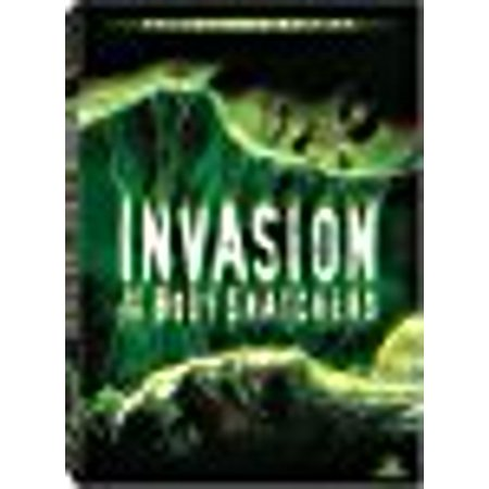 Invasion Of The Body Snatchers (1978/ Collector's Edition/ 2-Disc) - Halloween 2 1978