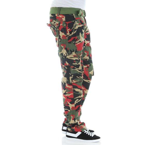433f541e6f97 Jordan Craig - Jordan Craig Men s Fashion Camo Heavy Twill Belted ...