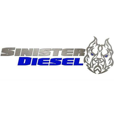 Sinister Diesel 11-12 Chevy 6.6L Duramax LML EGR Solution