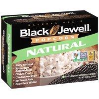 Black Jewell Microwave Popcorn, Natural Flavor, 3 Ct